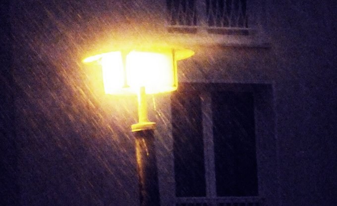 regnerische Tage und Nächte