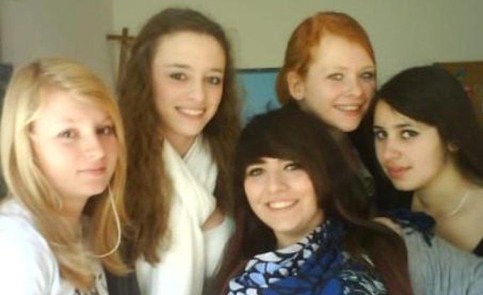Die Crew :)