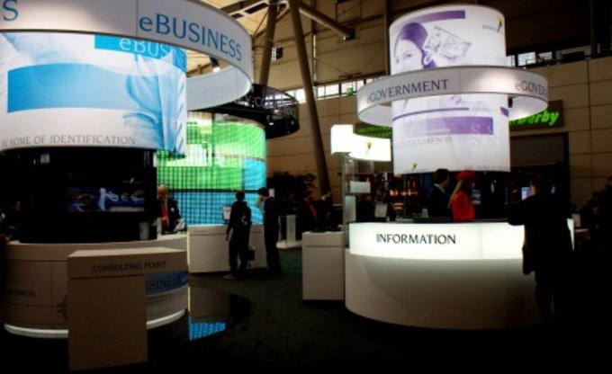 I was there - Cebit 2009