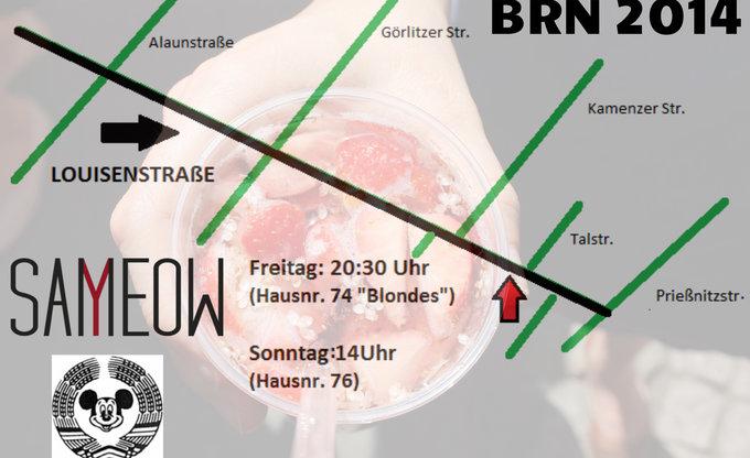 BRN - Livetermine von SAY MEOW