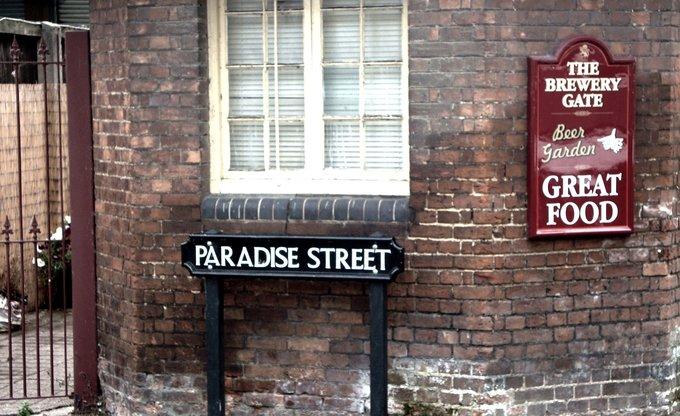 paradise street, oxford.