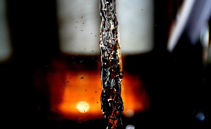 Die Energie des Wasssers.