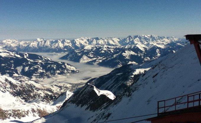 Skifahren in Kaprun <3