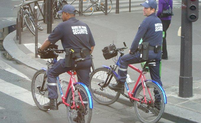 Securite auf Rädern!