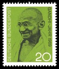 Bild von Wanna be Gandhi