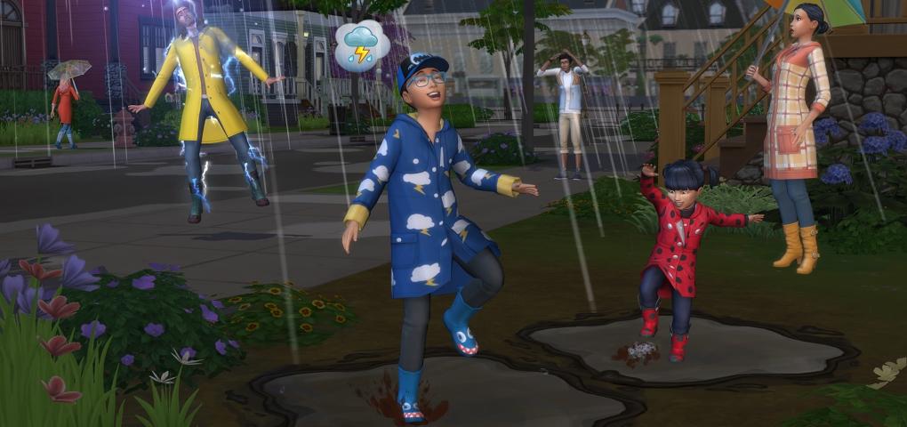 Sims 4 – Jahreszeiten